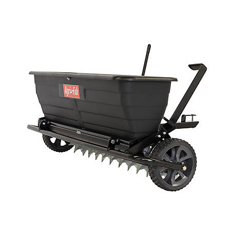 Agri-Fab 175 lb. Spiker Seeder Drop Spreader, 45-0545