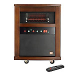 RedStone 1,500W Portable Electric Infrared Heater with Cabinet, GD9315BCW-5JA