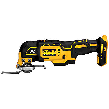DeWALT 20V Oscillating Tool, 1 Battery, DCS355C1
