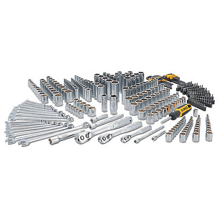 DeWALT 341 Piece Mechanics Tool Set, DWMT45341