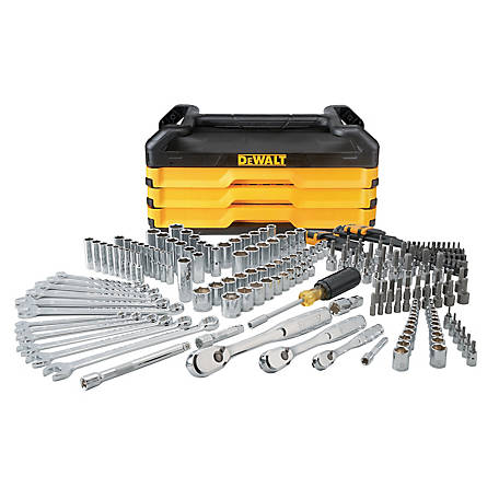 DeWALT 3 Drawer Mechanics Set, DWMT45227