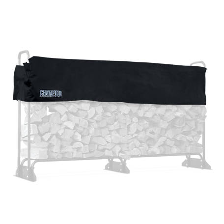 Champion Power Equipment 96 in. Firewood Storage Rack Cover, 100552