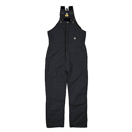 Ridgecut Men's Insulated Super-Duty Sanded Duck Bib Overall