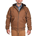 Ridgecut Men's Quilt-Lined Super-Duty Sanded Duck Active Jacket