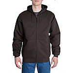 Ridgecut Men's Fleece-Lined Zip-Front Hooded Sweatshirt