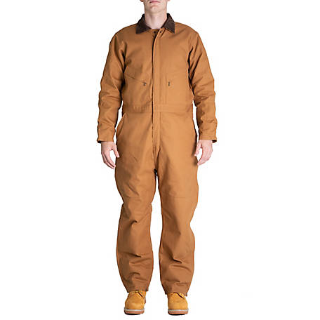 Blue Mountain Men's Coverall, BMI418BD
