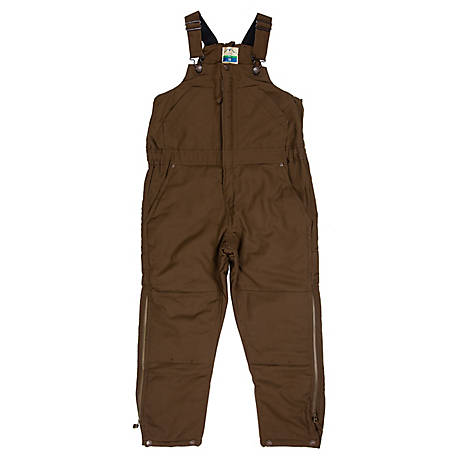 Blue Mountain Boy's Insulated Bib, BMBB21BB