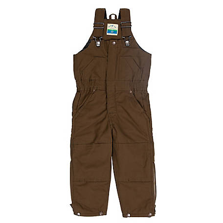 Blue Mountain Toddler Boy's Insulated Bib
