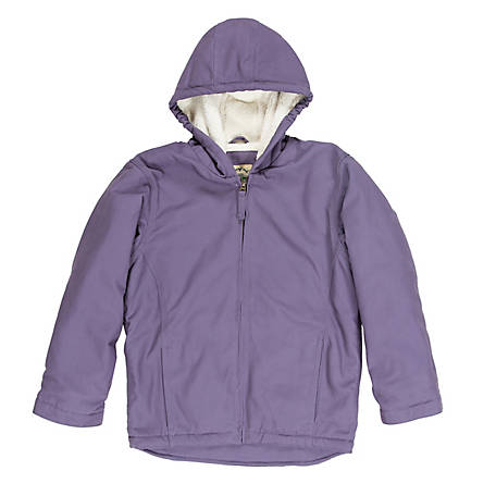 Blue Mountain Girl's Sherpa Jacket