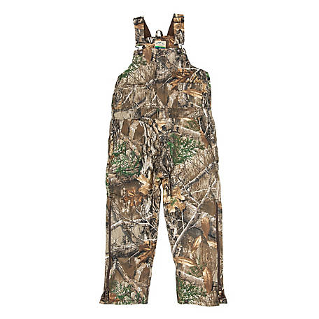 Blue Mountain Boys' Insulated Bib Overalls