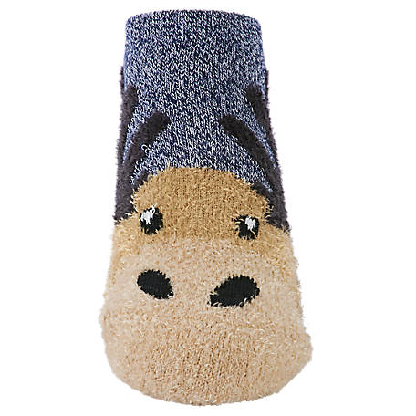 Little Hotties Kids Cozy Moose Socks