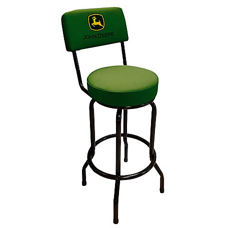 Plasticolor John Deere Shop Stool, 4792R01