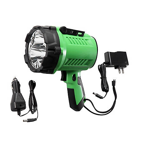JobSmart 4000 Lumen Rechargeable Spot Light, 12601