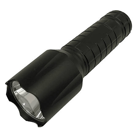 JobSmart 500 Lumen Aluminum Flashlight, Black, 15136
