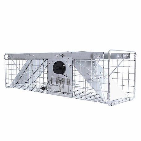 Havahart Medium 2 Door Safe Release Live Animal Cage Trap, 632