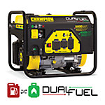Champion Power Equipment 4000W Dual Fuel Generator EPA, 100628