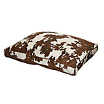 MuttNation Fueled by Miranda Lambert Gusseted Cow Print Bed