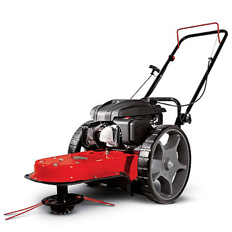 Earthquake String Mower Walk Behind, 28463