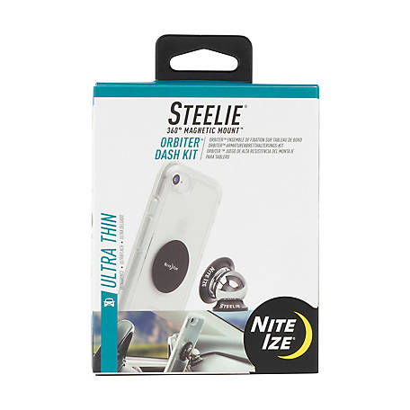 Nite Ize Steelie Orbiter Dash Kit, STODK-01-R8