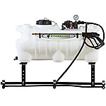 WorkHorse Sprayers 25 gal. ATV Sprayer 3-Nozzle Boom, ATV2503