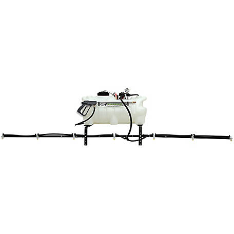WorkHorse Sprayers 25 gal. ATV Sprayer 7-Nozzle Boom, ATV2507