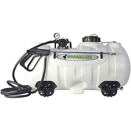 WorkHorse Sprayers 40 gal. Deluxe Spot Sprayer, LG40DSS