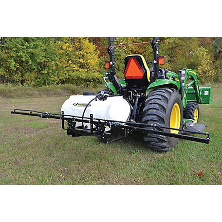 WorkHorse Sprayers 40 gal  3-Point Sprayer 5-Nozzle Boom, LG4253PT at  Tractor Supply Co