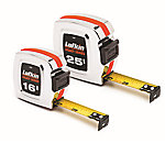 Lufkin 2 Pack Legacy Tape Set, 25 and 16 ft., L92516A
