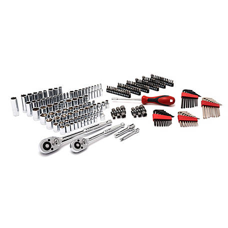 Crescent 220 pc. Mechanics Tool Set, CTK220