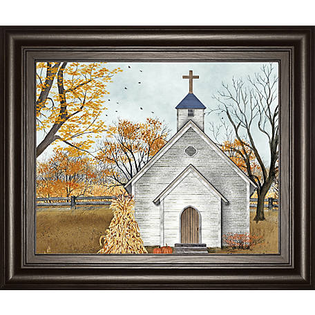 Classy Art 22 in. X 26 in. Blessed Assurance Print, 8404