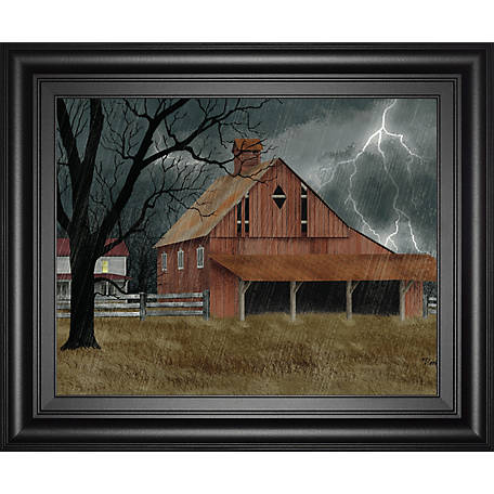 Classy Art 22 in. X 26 in. Dark And Stormy Night, 8405