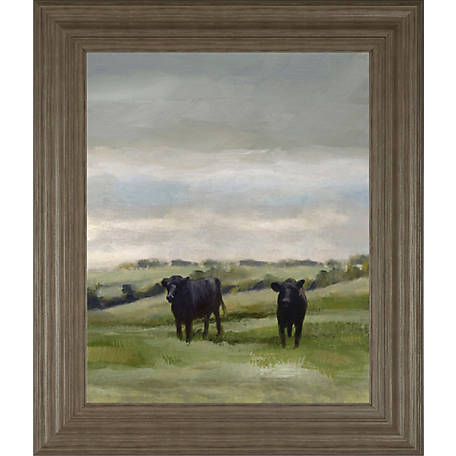 Classy Art 22 in. X 26 in. To Pastures Fresh, 8557