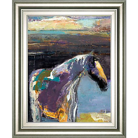 Classy Art 22 in  X 26 in  Buddy Framed Print, 8202 at Tractor Supply Co
