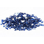 Margo Garden Products 1/2 in. Cobalt Blue Reflective Fire Glass 10 lb., DFG10-R02M