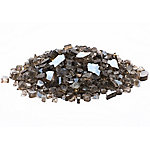 Margo Garden Products 1/4 in. Bronze Reflective Fire Glass 10 lb., DFG10-R05