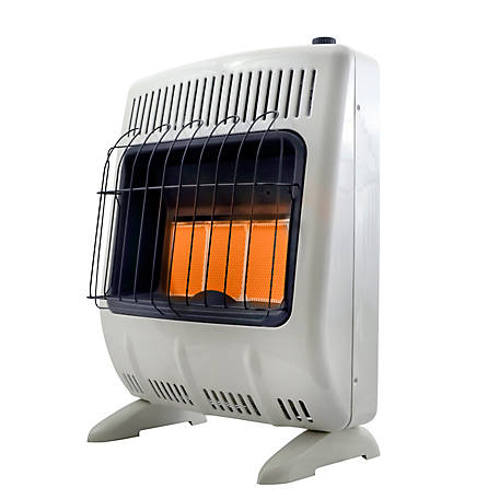 Mr. Heater Vent-Free 18,000 BTU Liquid Propane Radiant Heater, F299820
