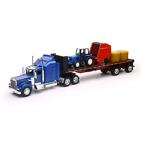 Kenworth 1:32 Licensed Industrial Hauler, SS-10353D
