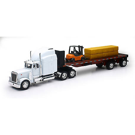 Peterbilt 1:32 Licensed Industrial Hauler, SS-10393B