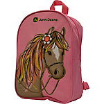 John Deere Toddler Girl Pony Backpack