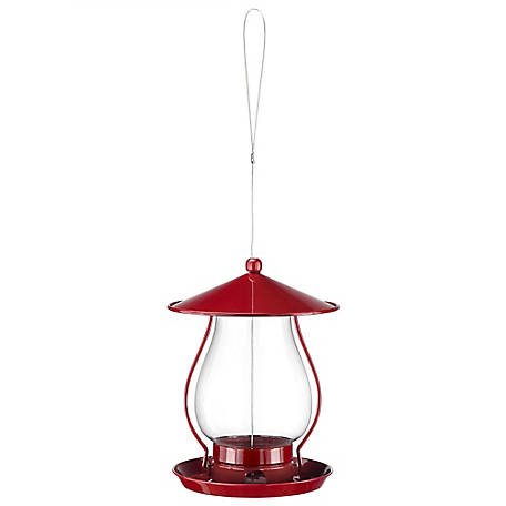 Royal Wing Red Lantern Feeder, 161112C