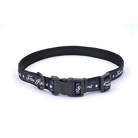MuttNation Fueled by Miranda Lambert Farm Raised Dog Collar