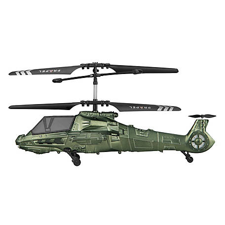 Propel Air Battle Helicopter with Flight Stick (color will vary), PL-0305