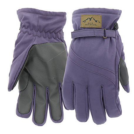 Blue Mountain Youth Canvas Glove