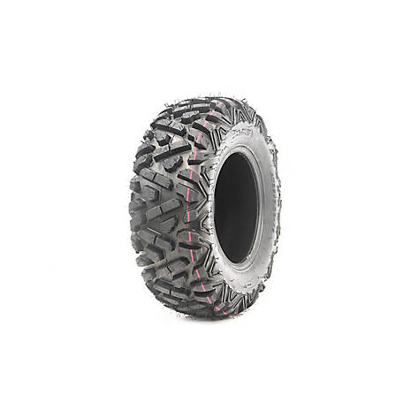 Massimo All Terrain 25x8-12 UTV/ATV Tire, AT-25X8-12