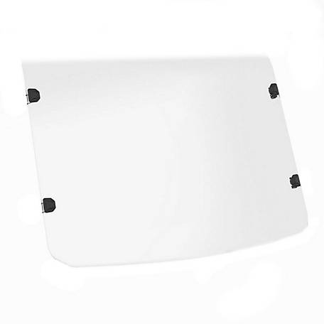 Massimo Knight Polycarbonate Rear Windshield, RW KN570
