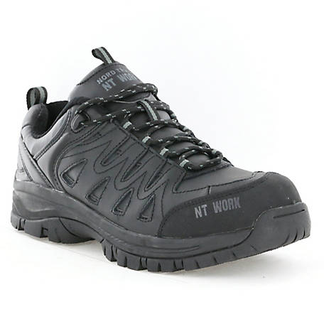 Nord Trail Men's Eagle Composite Toe Leather Work Shoe, 280050