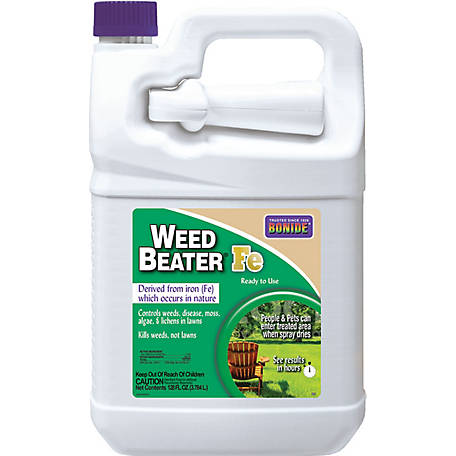 Bonide Weed Beater Fe Ready-To-Use, 1 gal., 322