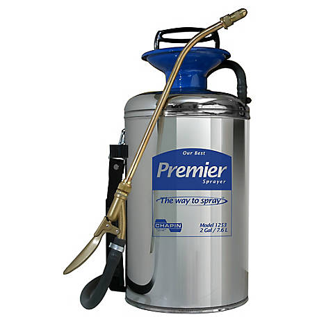 Chapin Premier Series Pro Stainless Steel Sprayer 2 gal., 1253