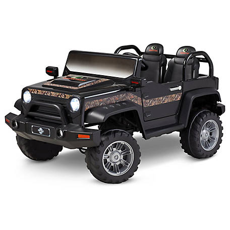 Kid Trax 12V Mossy Oak High Ridge Runner 4X4, KT1496B