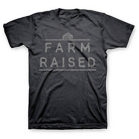Farm Fed Clothing Men's Short Sleeve 'Farm Raised' Tee TSC0894